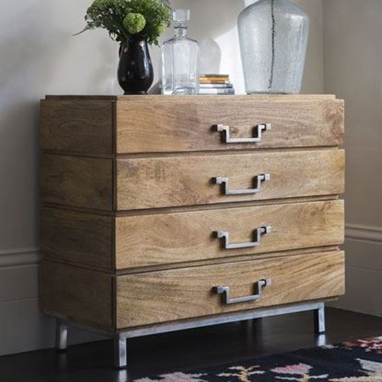 Ran chest of 4 drawer for living room furniture