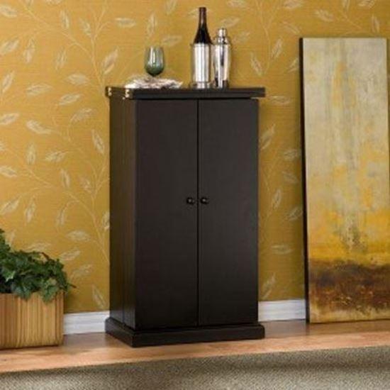 Buy Duración Mini Extendible Bar Cabinet