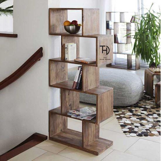 Buy Solid Wood Furniture Online Ziggy Viggy bookcase