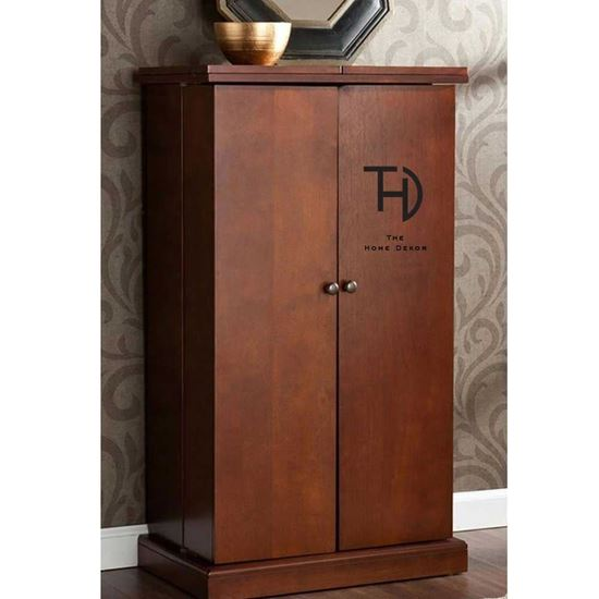 Buy 2 Door extension bar cabinet from 55 to 110 cms for bar furniture