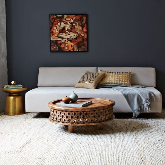 Isha coffee table for living room
