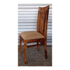 Vintage dining chair natural for dining room furniture