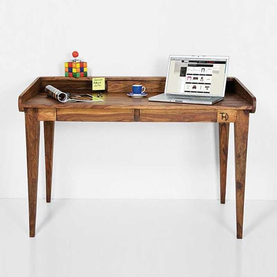 Buy Sheesham Wood Furniture Dune Kristina Desk