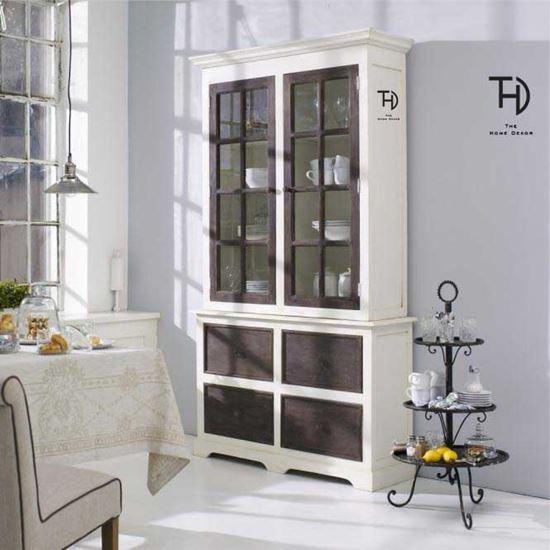 Buy Rustic crockery cabinet online
