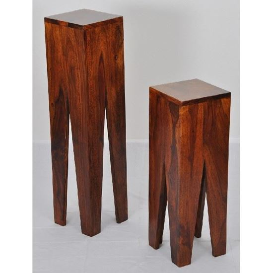 Buy  Latin end table set 2 pcs at best price online