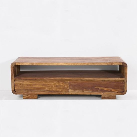Buy Best Quality Furniture Online TV Unit 2 drawers
