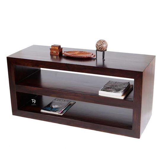 Wooden Tv Cabinet by The Home Dekor