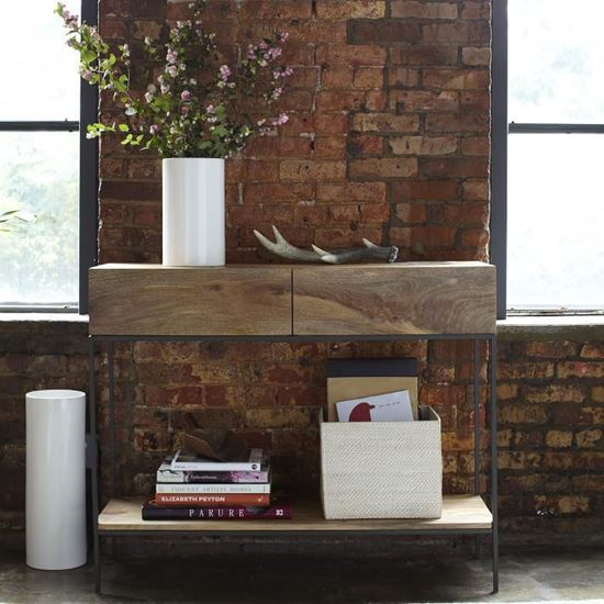 Buy Industrial Console Table online