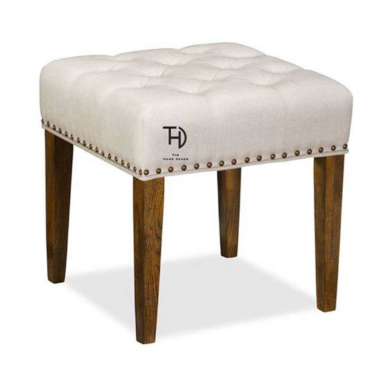 Buy Solid Wood Furniture BLOXI Stool online