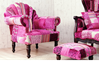 Best quality PEACOCK PINK SOFA online