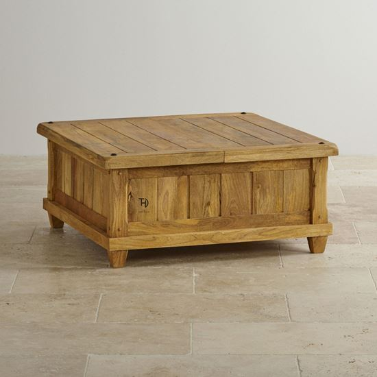 Devi Storage coffee table for living room
