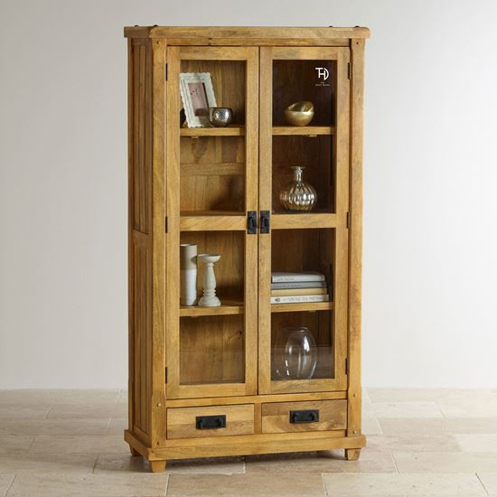 Devi Crockery Almira for dining room furniture