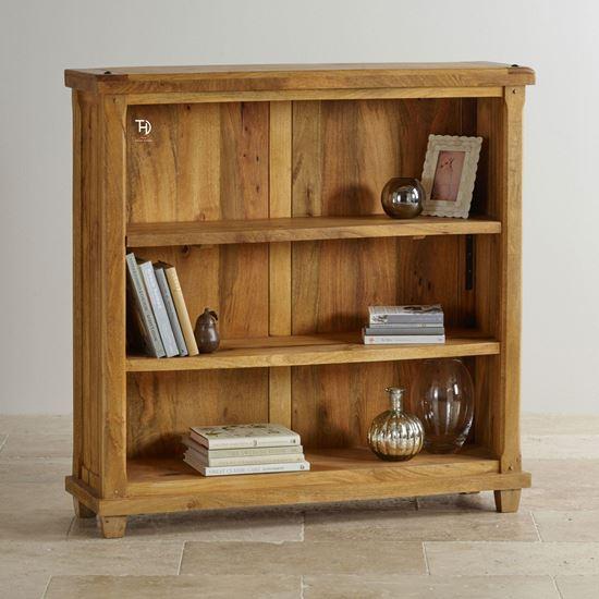 Devi open shelve bookcase for livingroom furniture