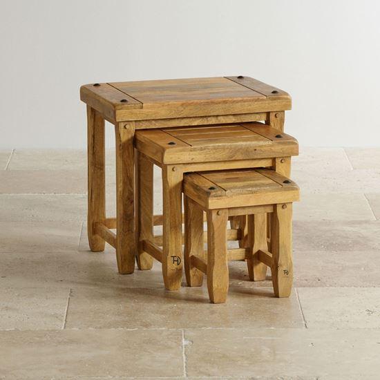 Devi Stool Set of 3 Pcs online furniture