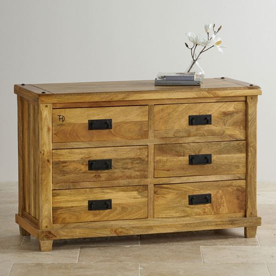 Devi Chest of 6 drawer