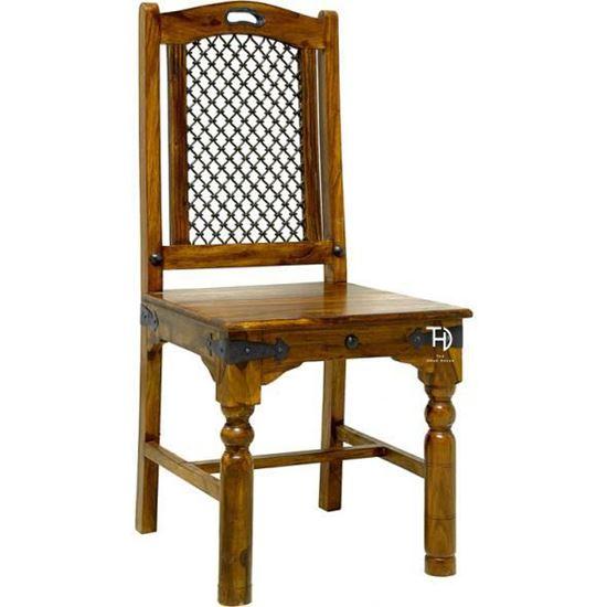 Buy Vintage jali chair at best price