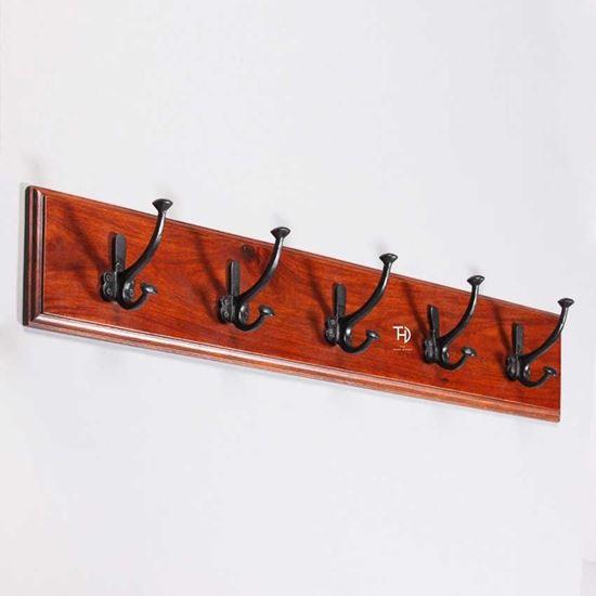 Picture of Vintage 5 hook hanger