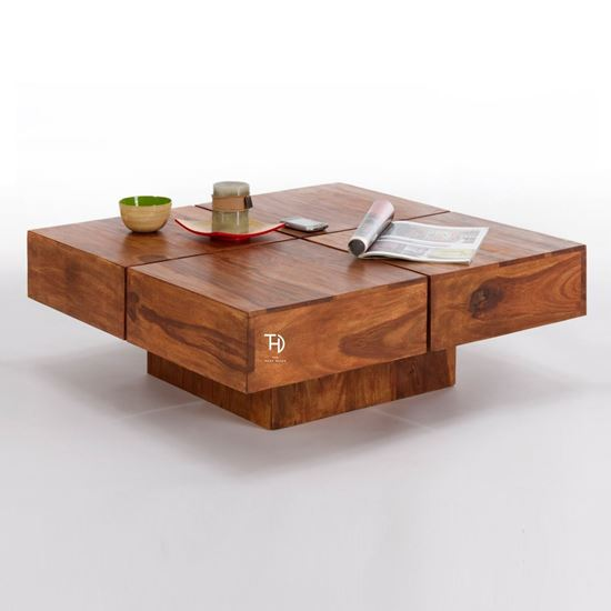 Harry square coffee table online