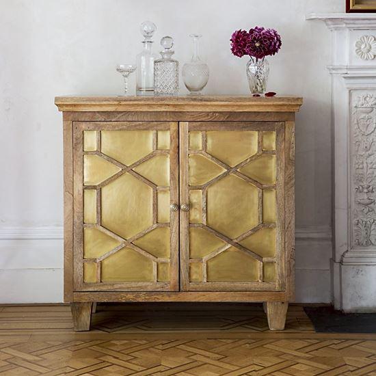 Ran brass sideboard at best price