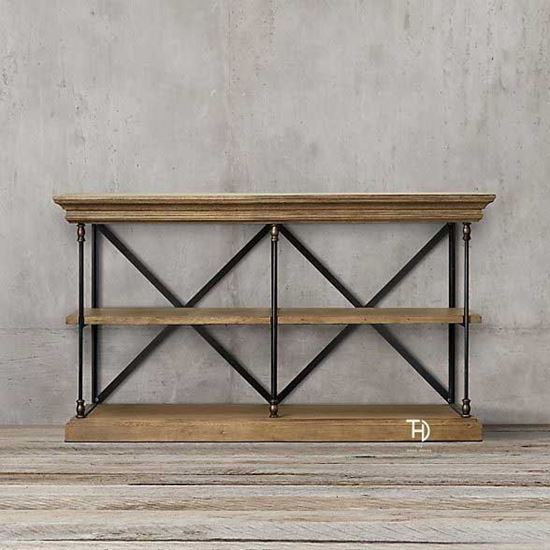 Daina console table for living room furniture