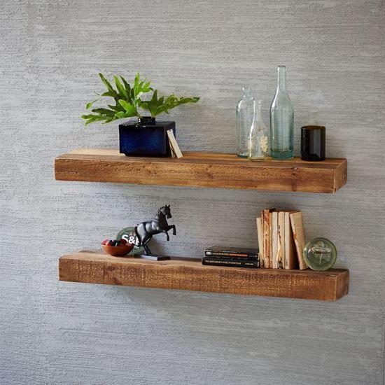 Ran distress wall rack for home decor