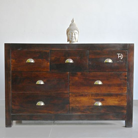 Buy Simplistic 7 drawers chest online