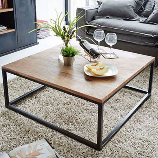 Buy Wooden Coffee Table  for living room