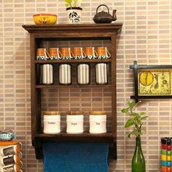 Buy quality Kitchen wall rack
