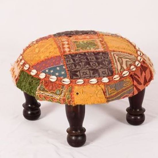 Buy Online Furniture Rajasthani FUGO Chowki