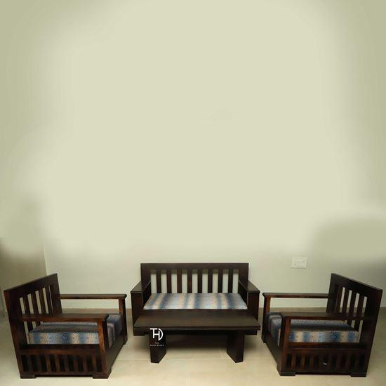 Buy Massive sofa set 2+1+1 online
