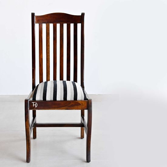 Buy Rajdhani Striped Dining Chair