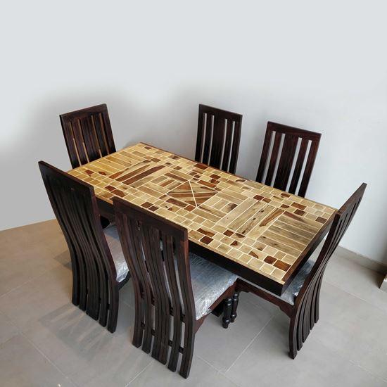 Buy Epoxy Dining Set online