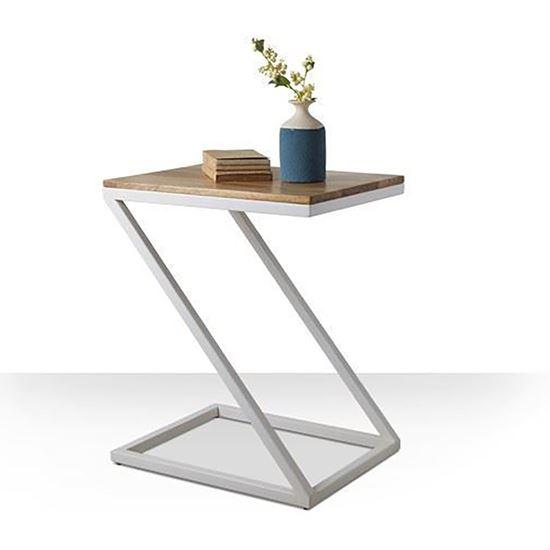 Buy Solid Wood Furniture Online Zeed end table