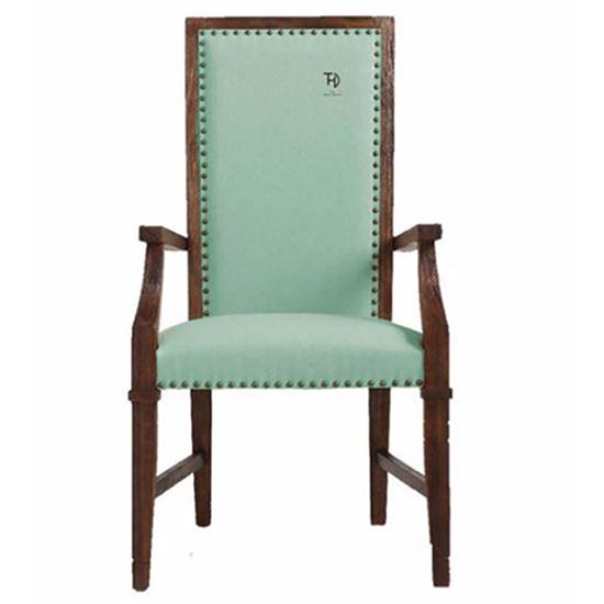 Buy Amira chair(Green) for Living room furniture