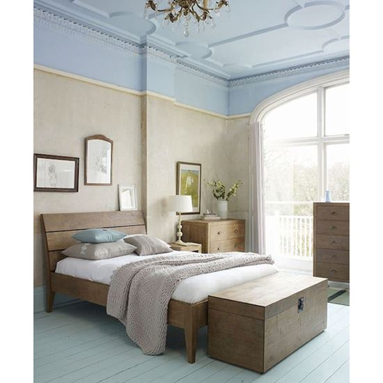 Bed Bed in Sheesham Wood for bedroom furniture