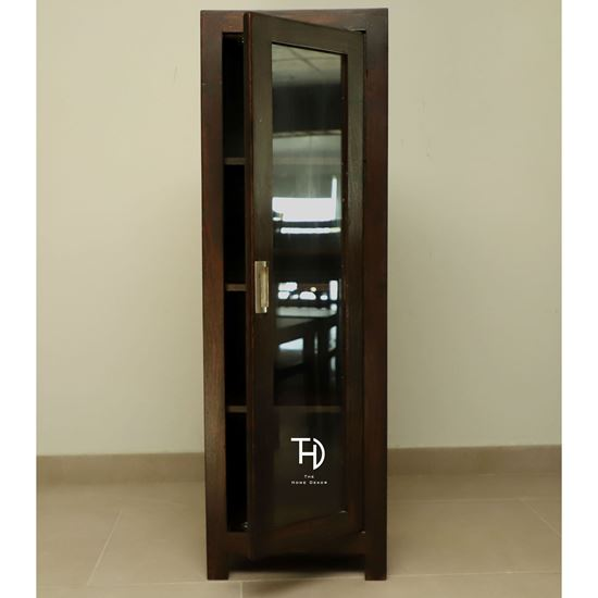 Buy Cyber Glass Bookshelf for study room furniture