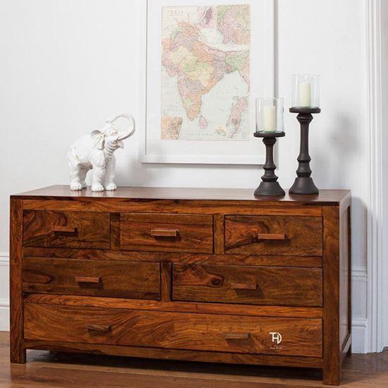Buy best price Latin 7 Drawer chest