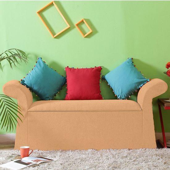 Buy Almondo Sofa bench cream online