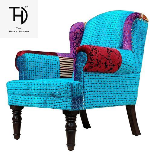 Buy Maharaja Sofa velvet- Buy living room sofa online