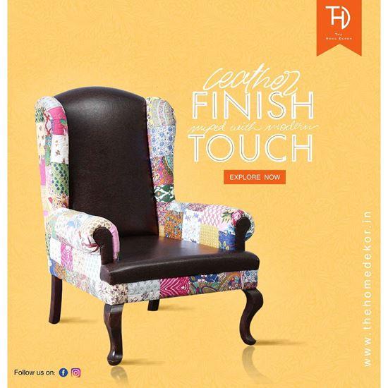 Buy Maharaja wing chair online