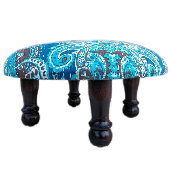 Buy Pejali Chowki Blue online