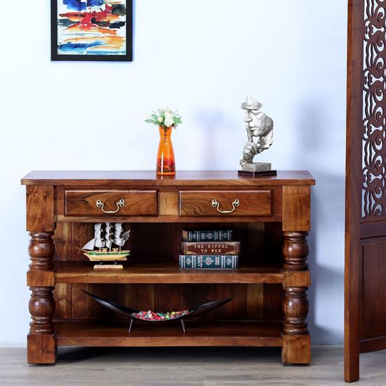 Buy Shiva Console for Living Room Furniture