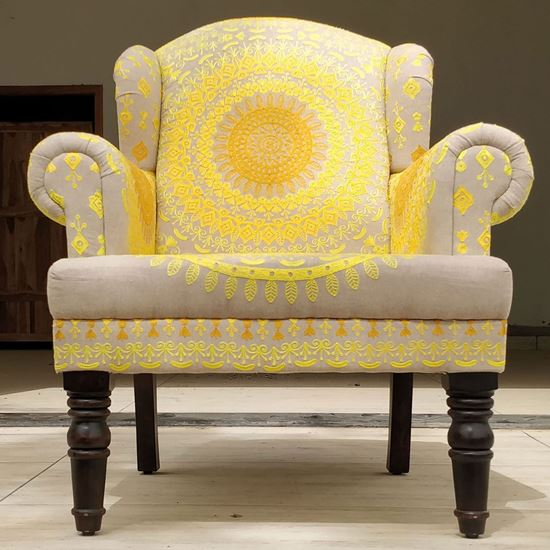 Buy wing chair online in bangalore