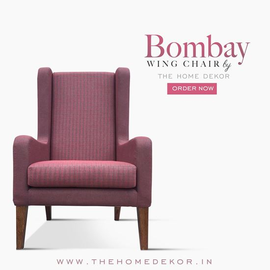 Picture of Bombay Wing Chair