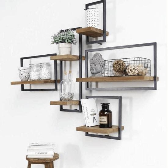 Buy Ladder wall shelve