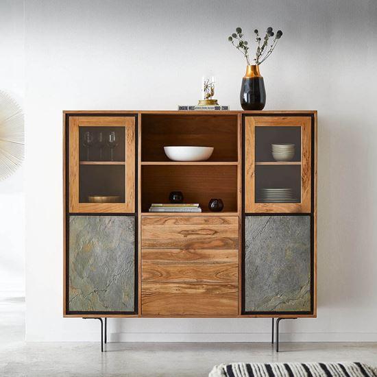 Wooden Crokery Cabinet